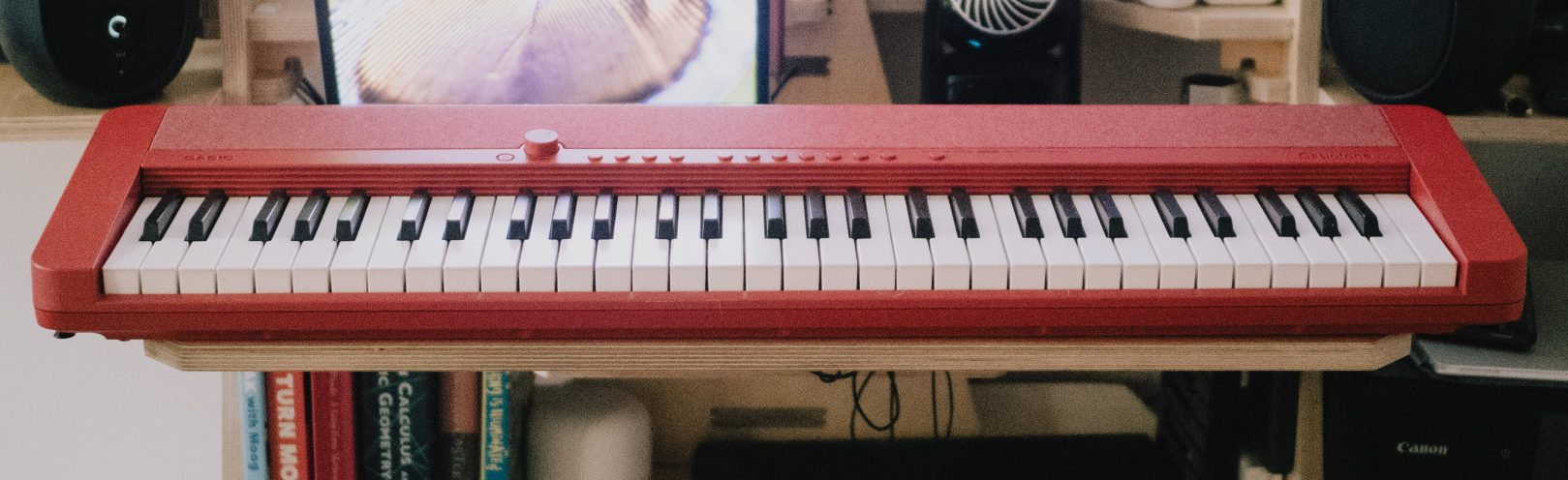 Casio Casiotone CT-S1 Digital Keyboard/Piano
