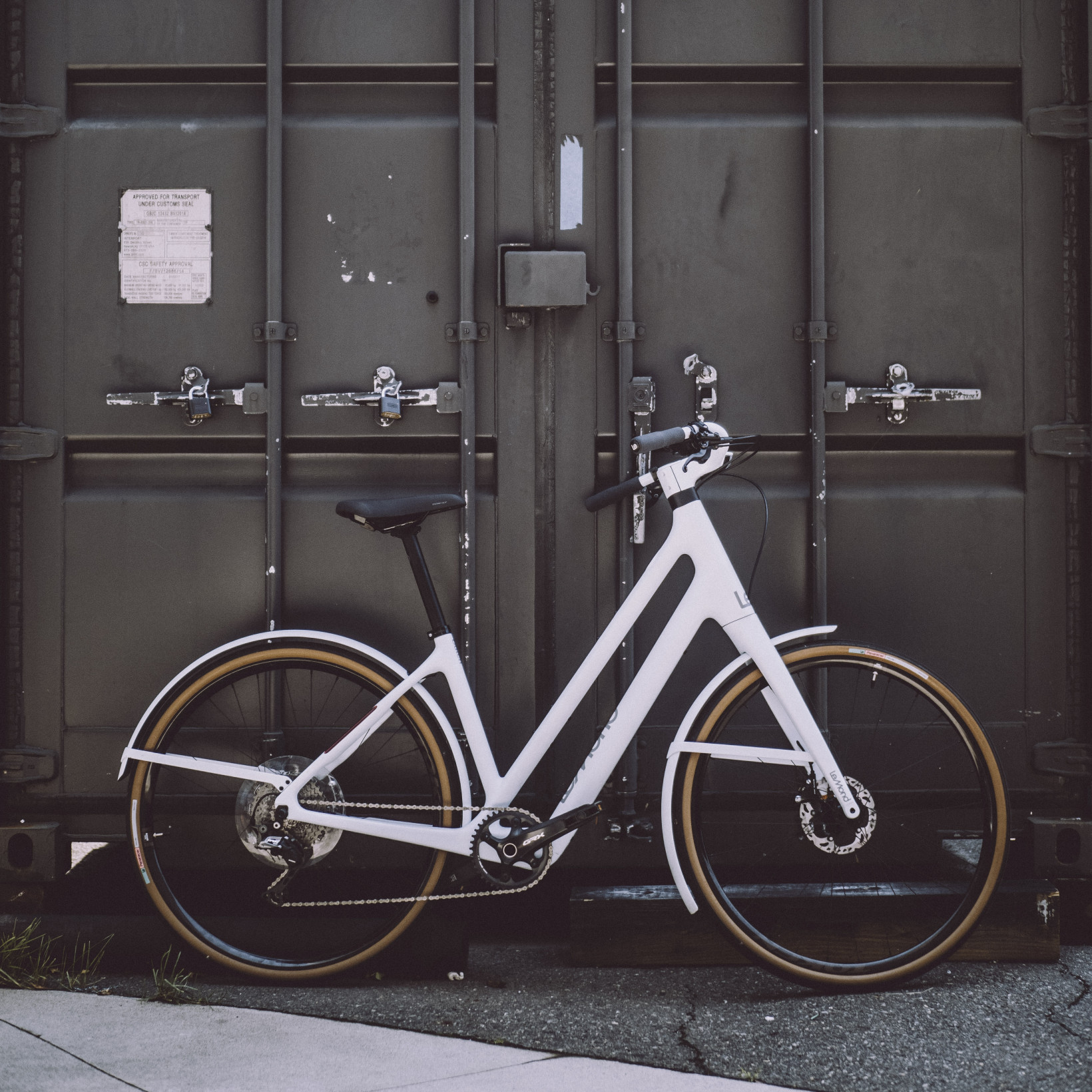 Bicicleta eléctrica holandesa LeMond