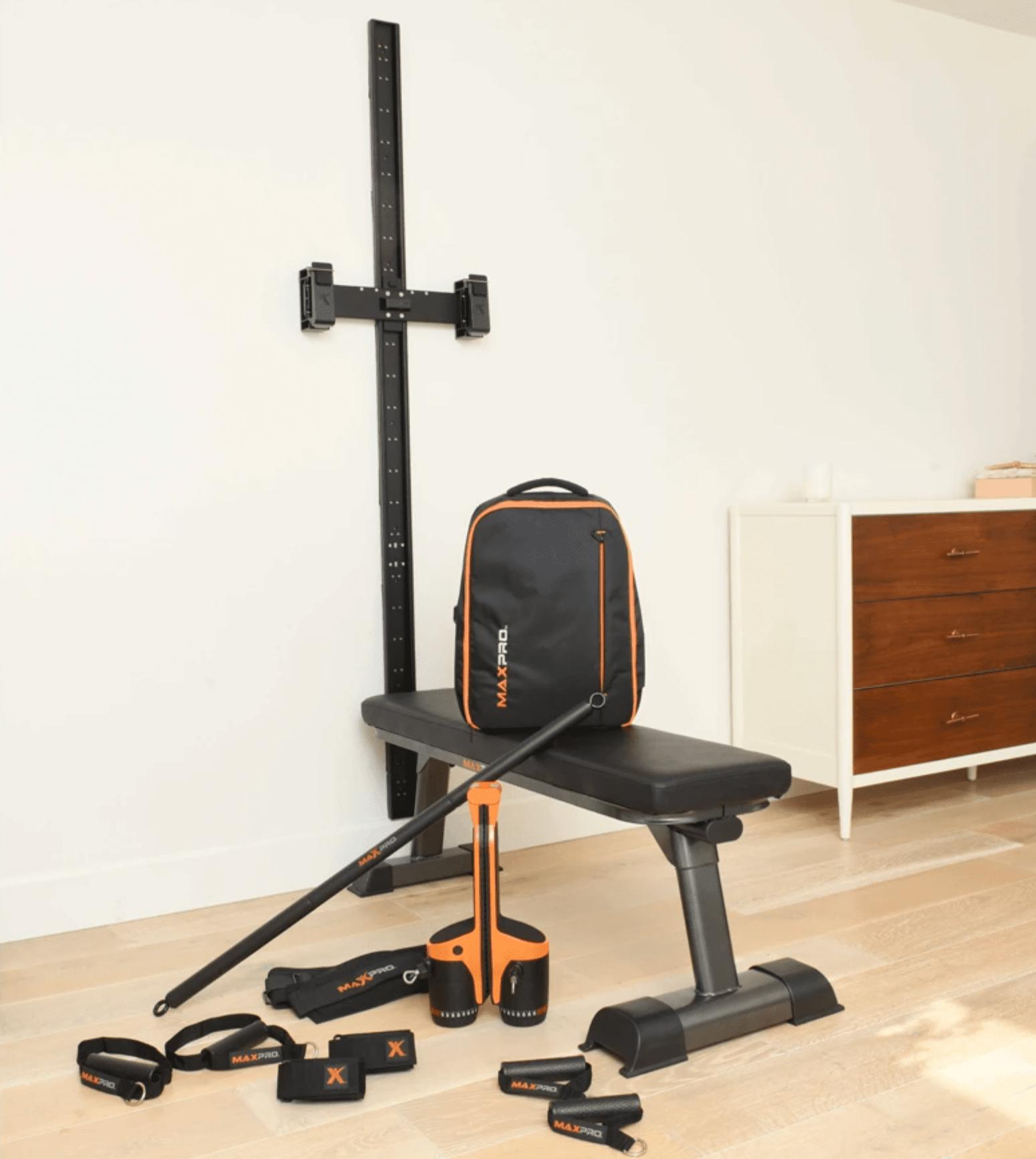 MaxPro Gym Fitness Machine
