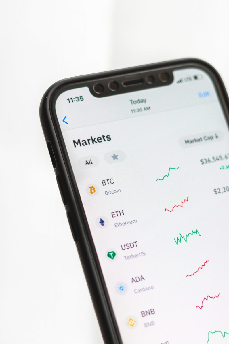 Bitcoin can be traded for any of the thousands of altcoins in the cryptocurrency market