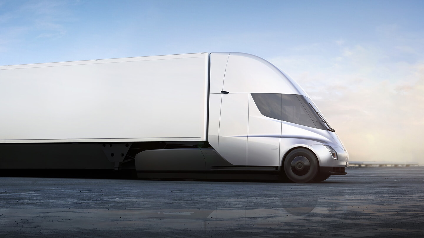 The launch of the Tesla Semi will be delayed.