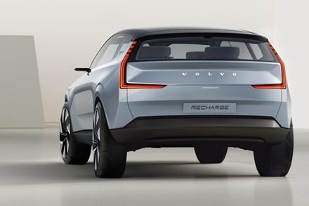 The concept car promises longer range