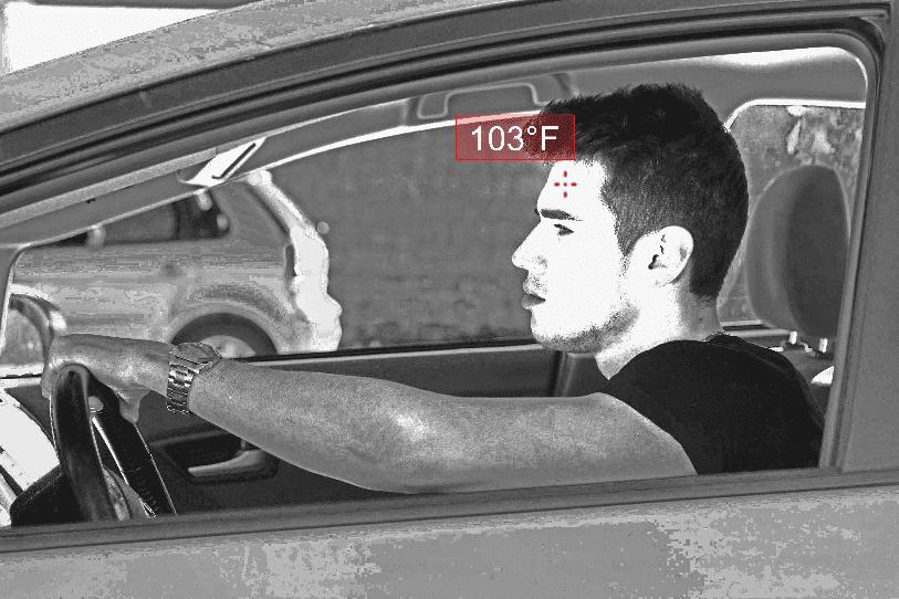 COVID car detection