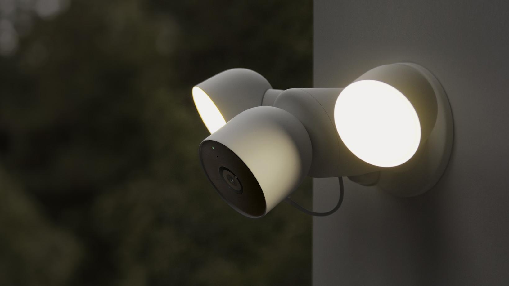 Nest Cam Floodlight
