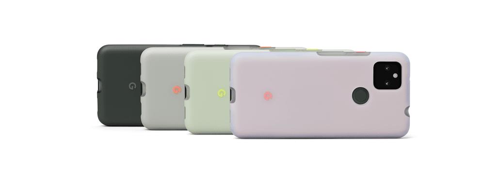 Pixel 5a cases