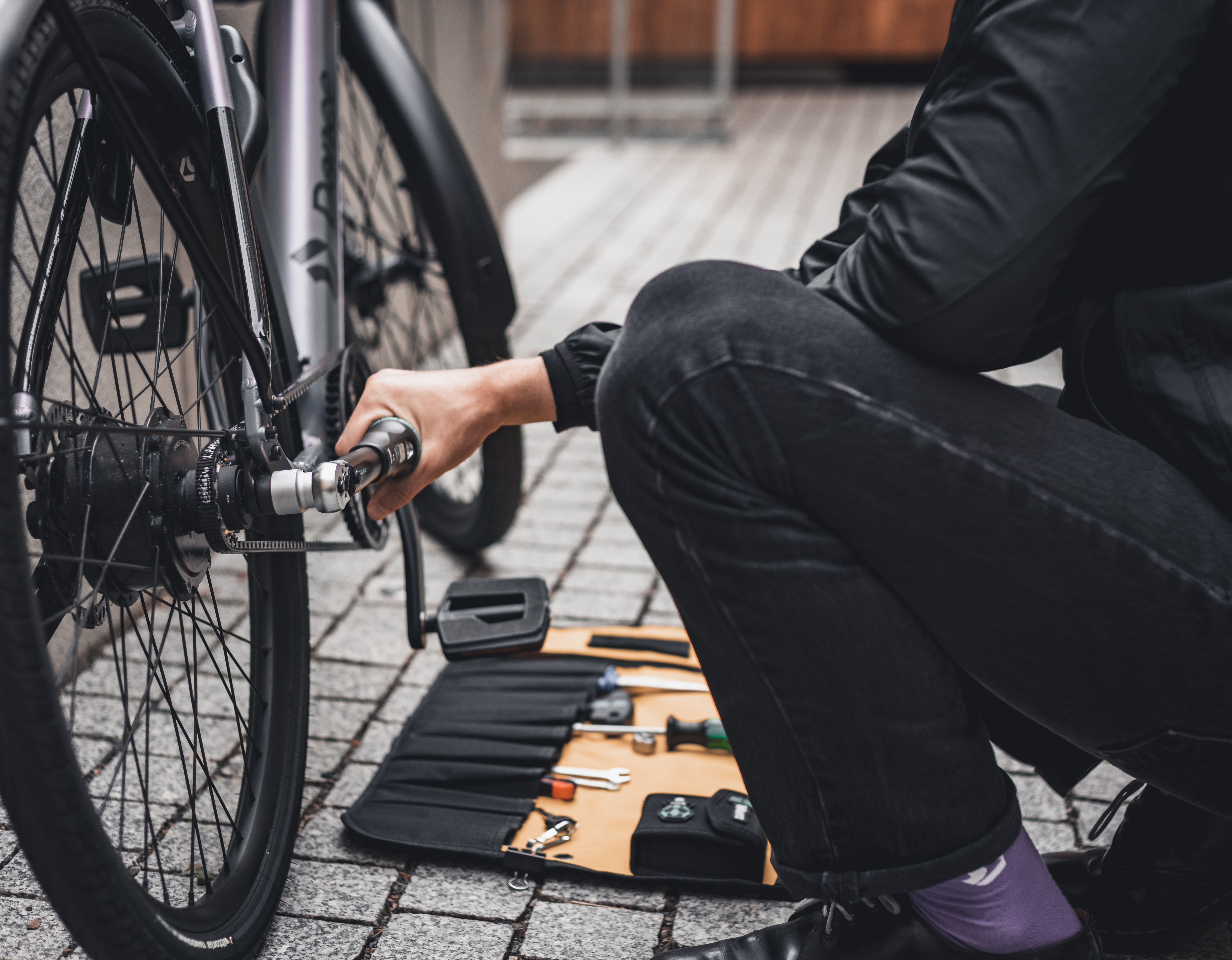 Dance ebikes create a new value offering for bike enthusiasts