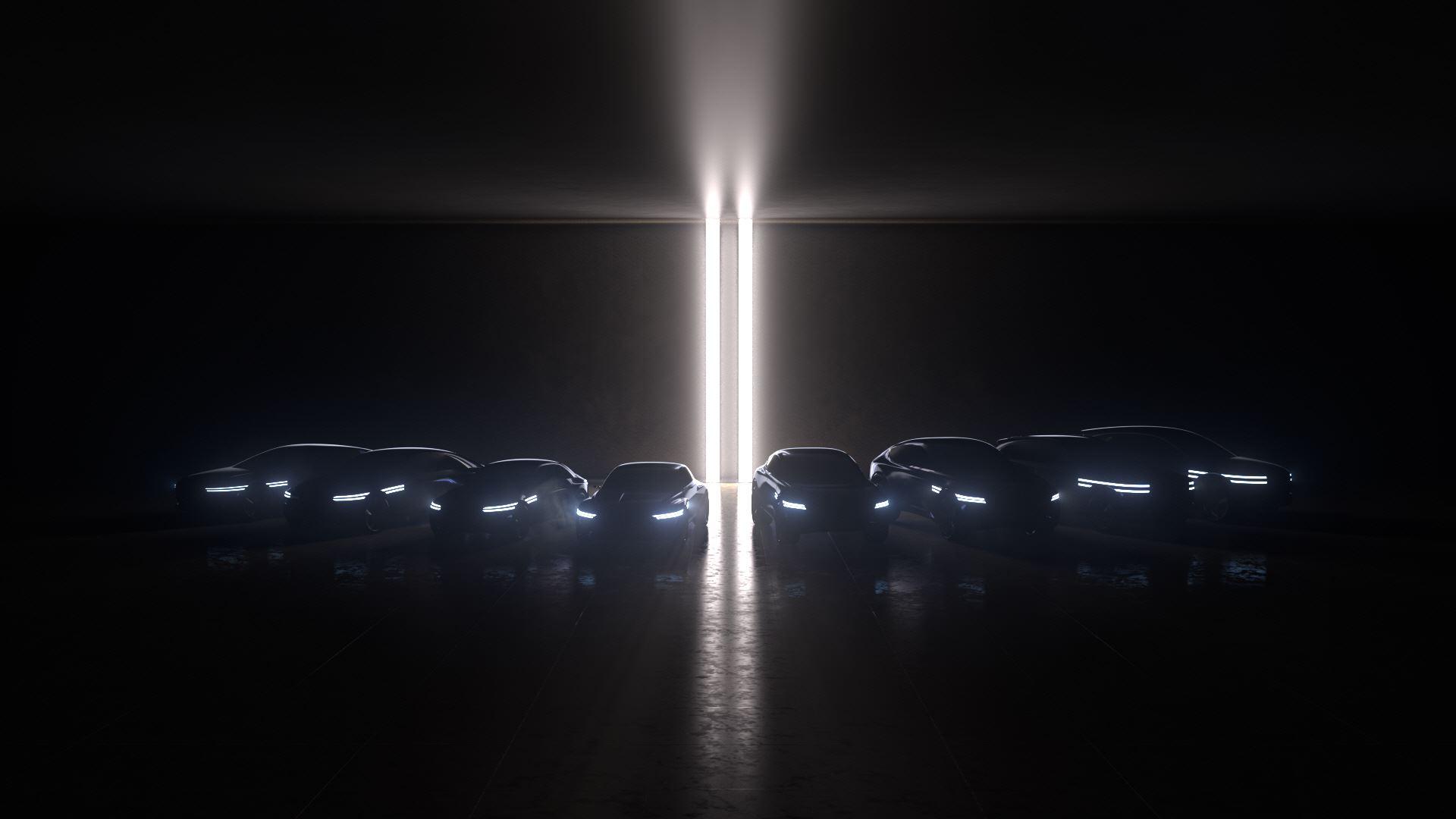 Genesis will go all-EV in 2025