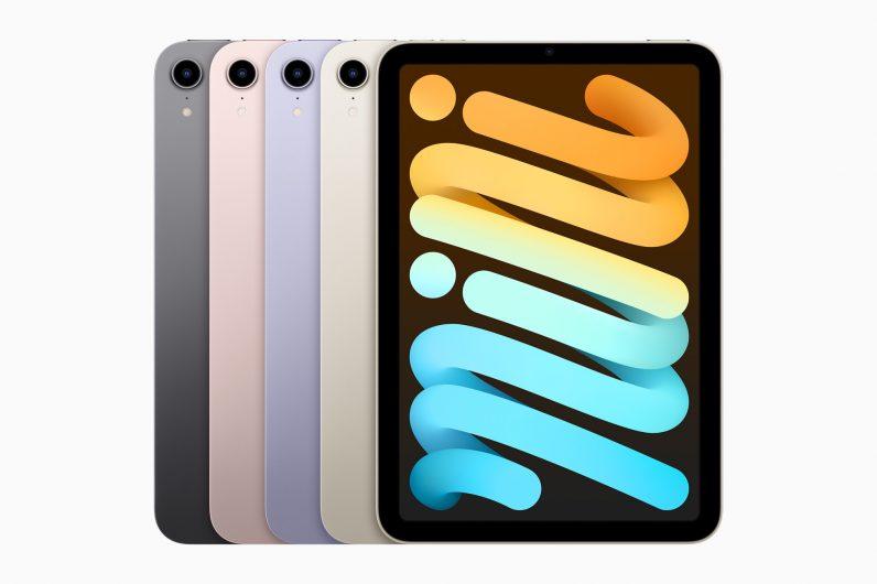 The new iPad Mini