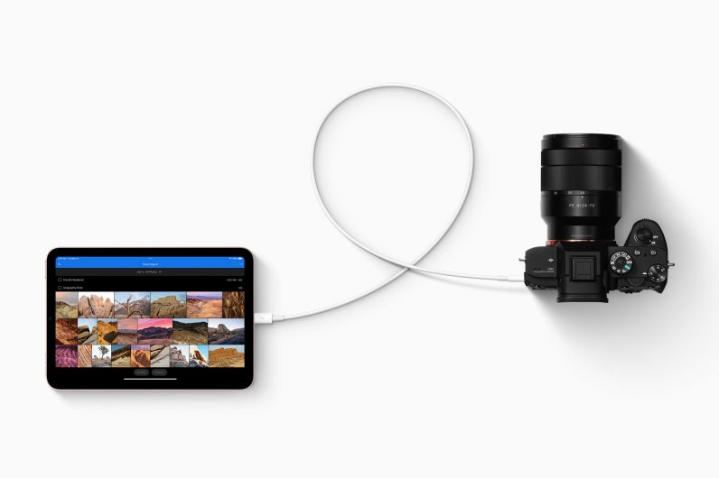 Apple's new iPad Mini has USB-C connectivity
