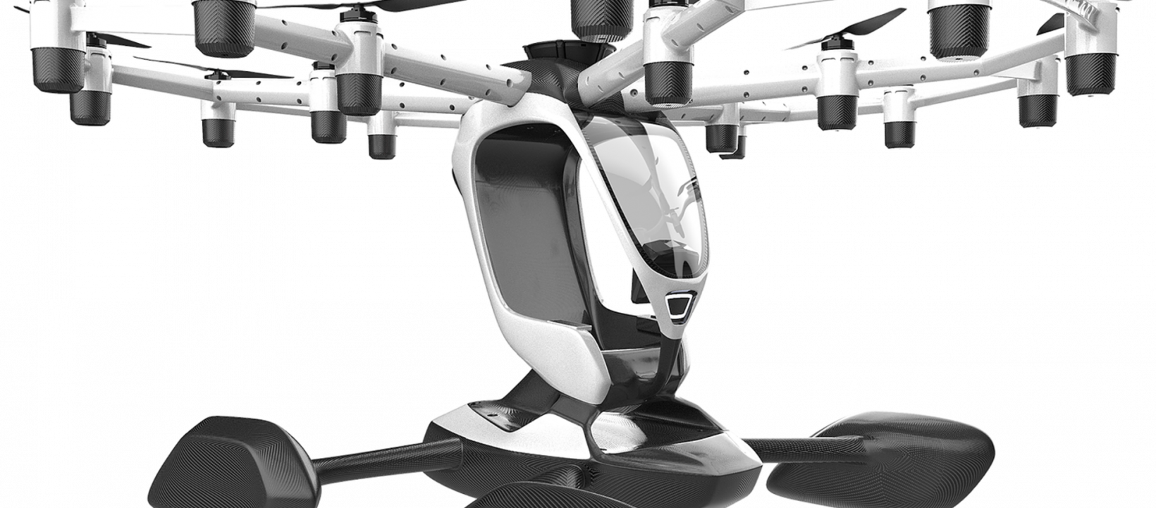 the Lift single passenger drone doesn't need a pilot's license
