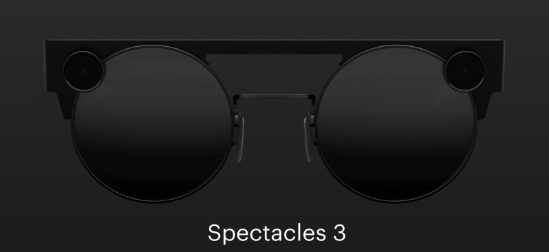 Snap's Spectacles 3