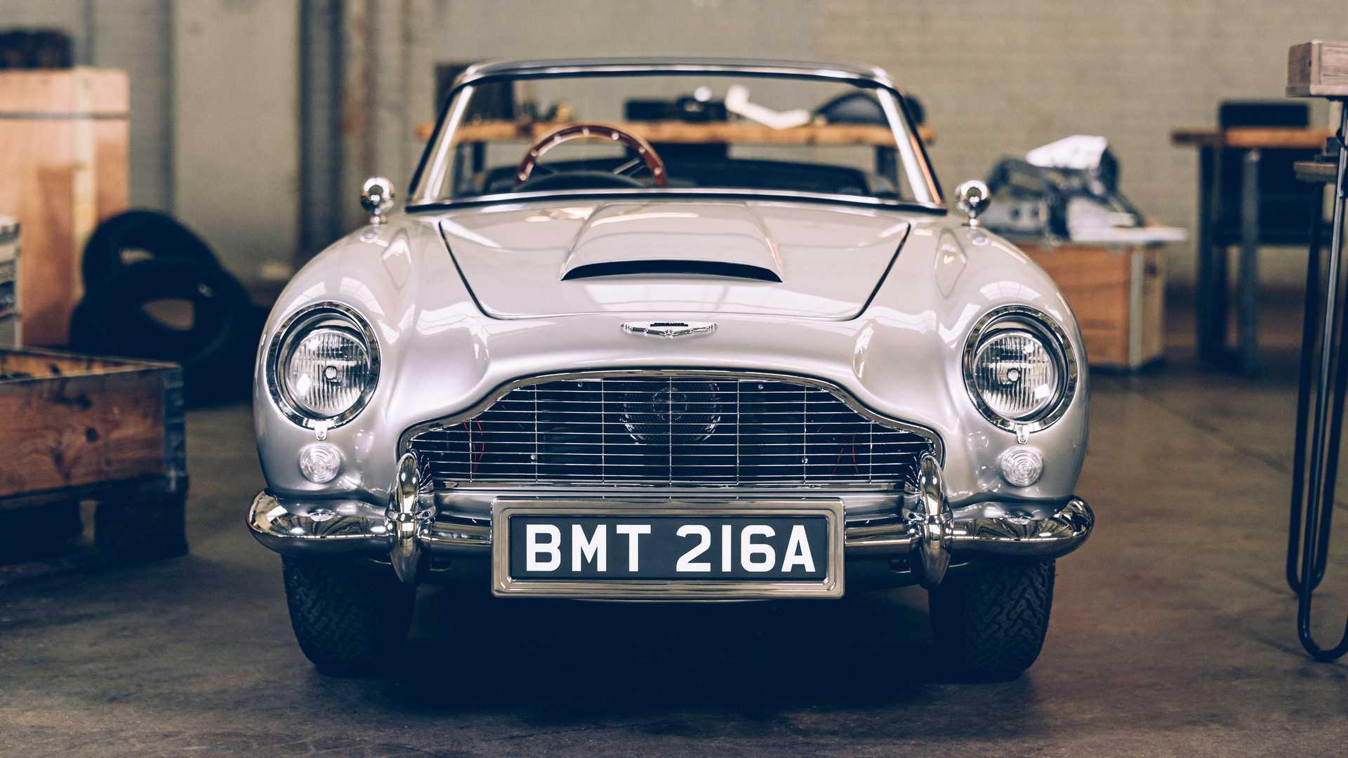 Aston Martin DB5 Junior No Time To Die