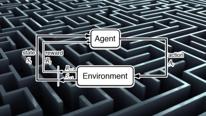 maze-reinforcement-learning