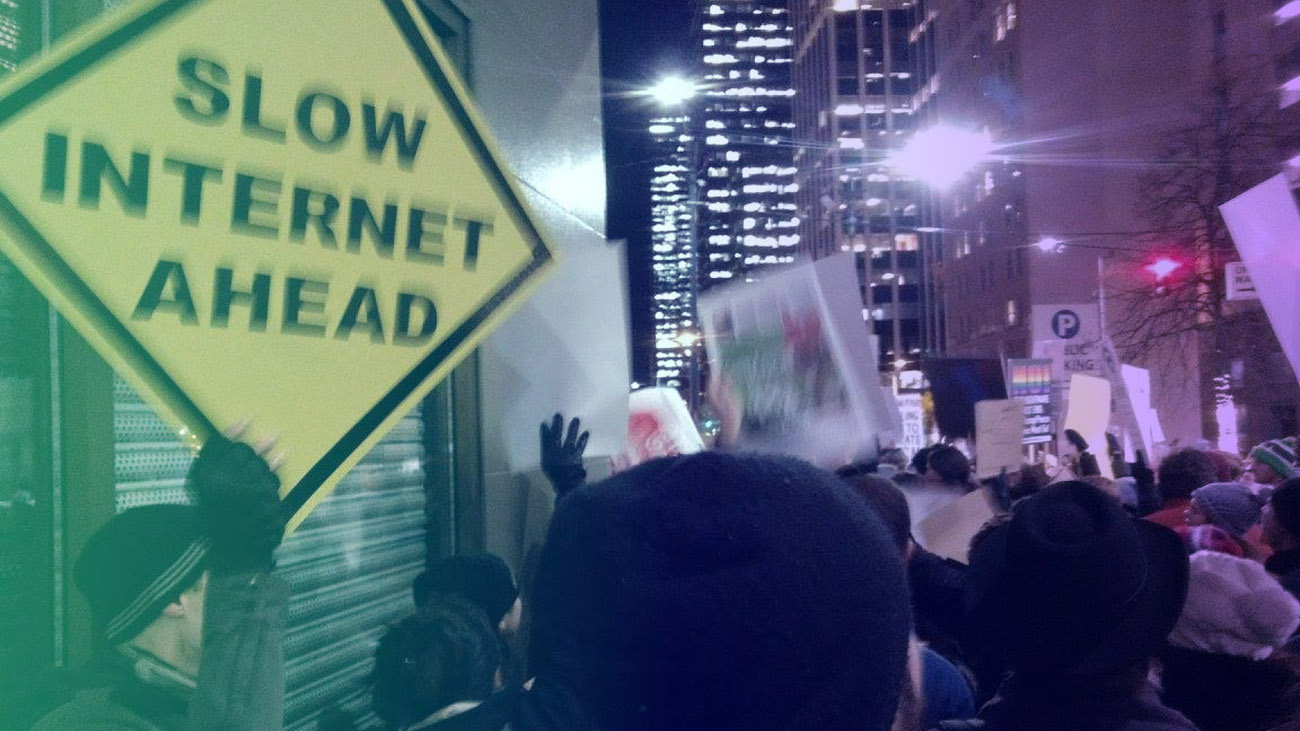 Here's why the fast internet you pay for is sometimes slow as hell