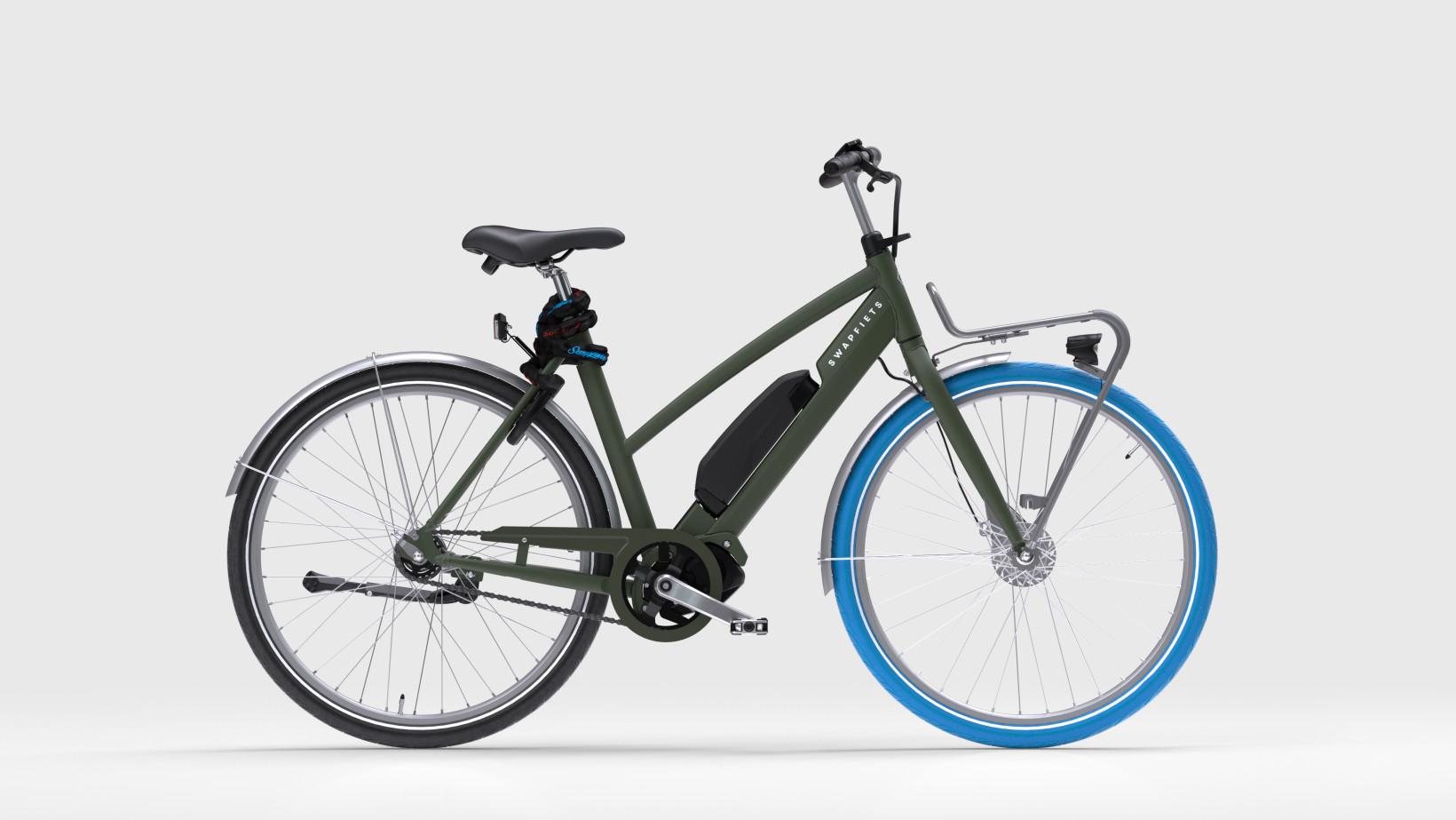 Swap Fiets Power 1 bike