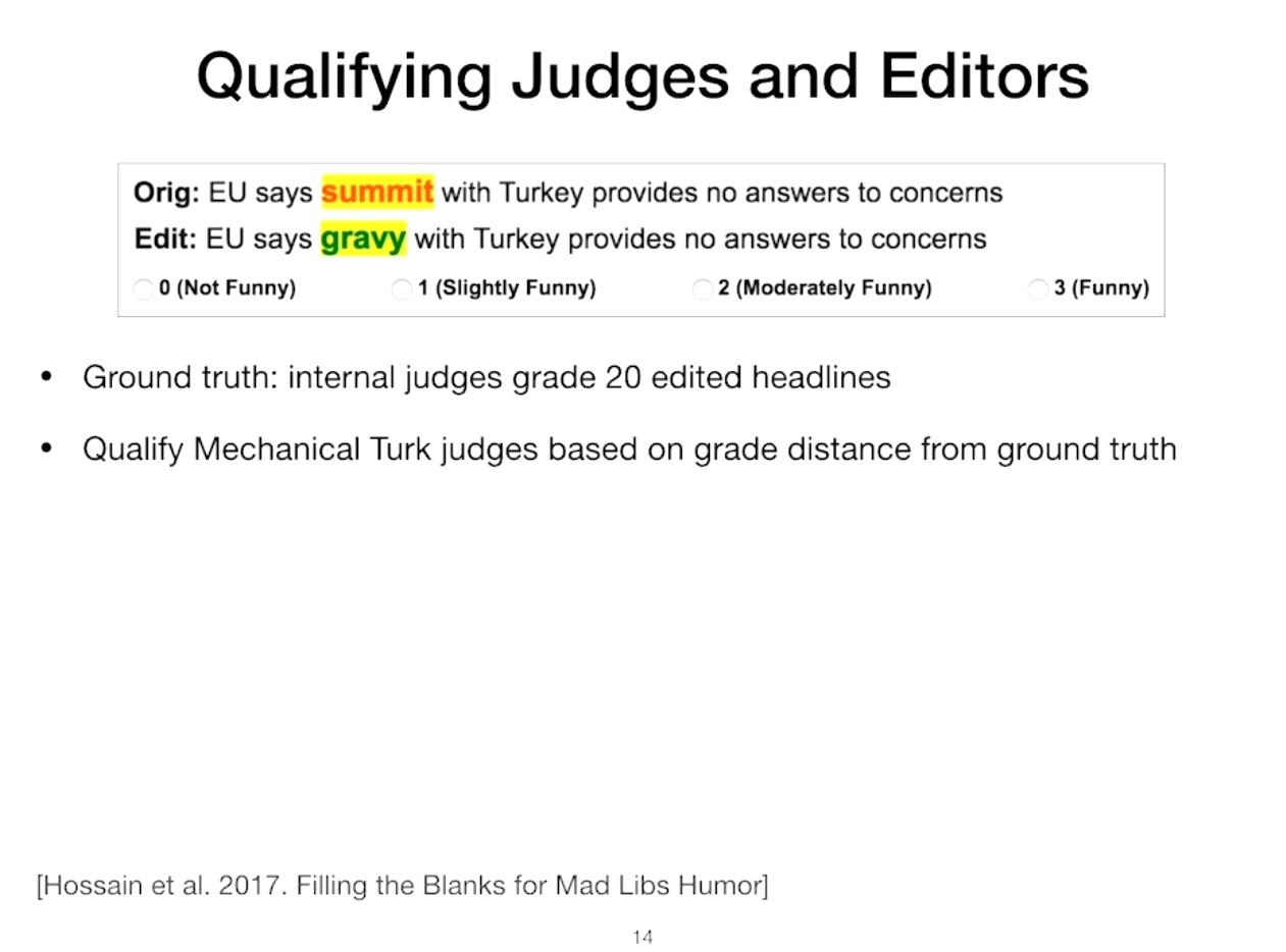A screenshot depicting how the MS team selected judges and editors.