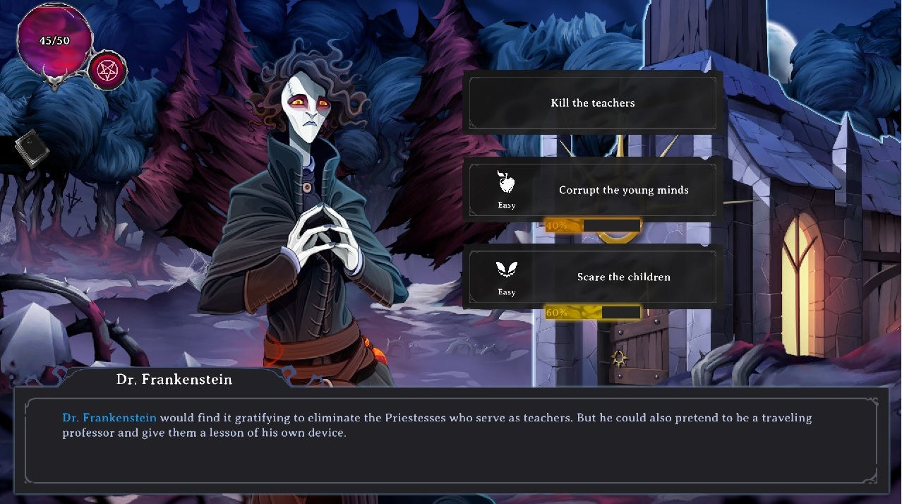 a screenshot from Rogue Lords