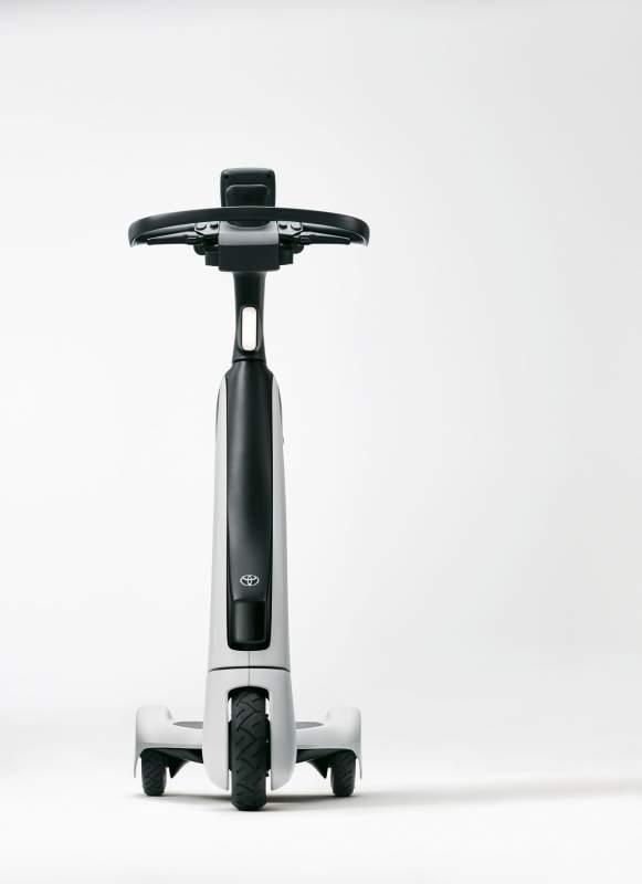C+walk escooter Toyota